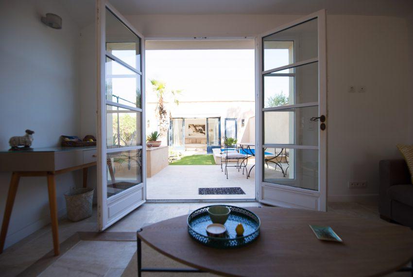 ouverture jardin luxe
